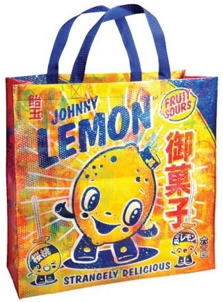 Johnny Lemon Shopper