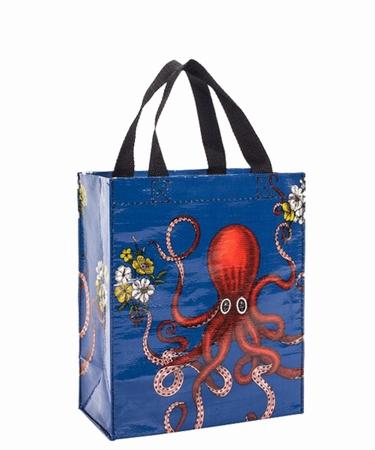 Octopus Shopper klein - Tragetasche