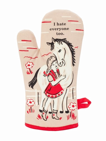 Ofenhandschuh - I Hate Everyone Too