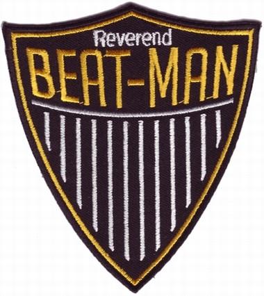Reverend Beat-Man Patch
