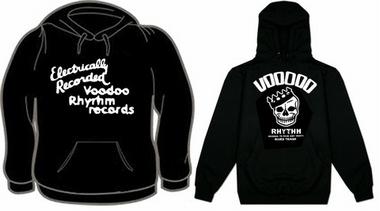 Voodoo Rhythm Hoody - Girl