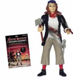 Anne Bonny Pirate Action Figur