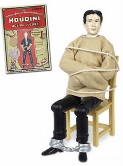 Houdini Action Figur