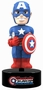 MARVEL COMICS BODY KNOCKER WACKELFIGUR CAPTAIN AMERICA Headknocker