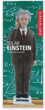 Solarfigur Albert Einstein - Solar Figurine