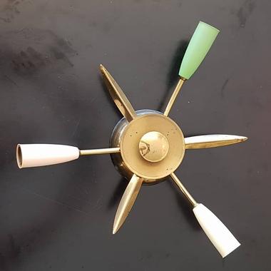 50s Deckenlampe